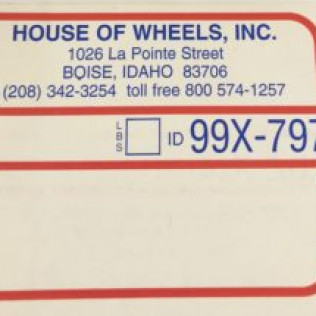 Promotional Decals & Labels: Boise, ID |